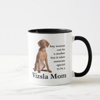 Vizsla Mom Mug