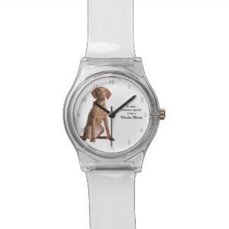 Vizsla Mom Watch