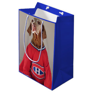 Vizsla Montreal Canadians Hockey Gift Bag