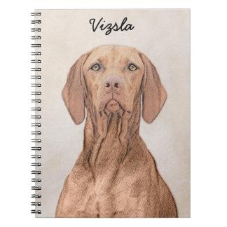 Vizsla Notebooks