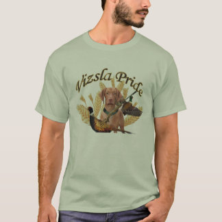 Vizsla Pride T-shirt