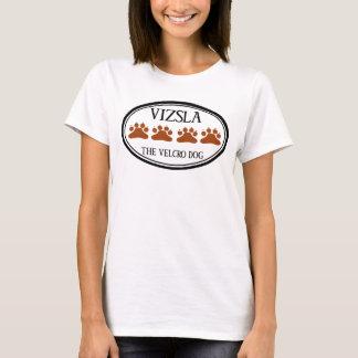 Vizsla the Velcro Dog T-Shirt (women)