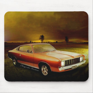 VJ 770 Valiant Charger Mouse Pad