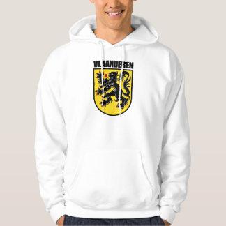 Vlaanderen (Flanders) Apparel Hoodie