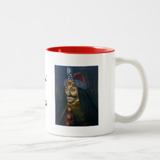 Vlad for President coffee mug