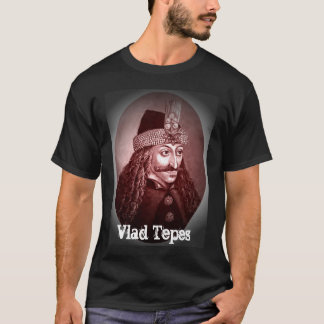 Vlad Tepes shirt red