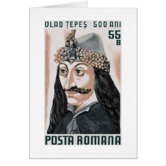 Vlad the Impaler Card