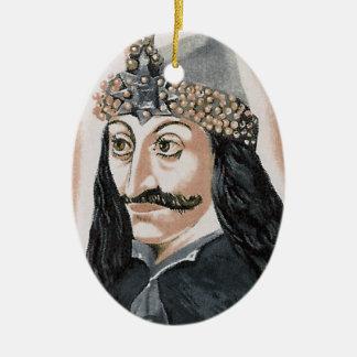 Vlad the Impaler Ceramic Ornament