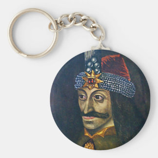 Vlad the Impaler (Dracula) Keychain