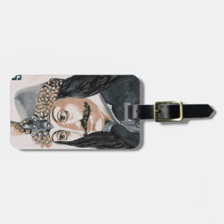 Vlad the Impaler Luggage Tag