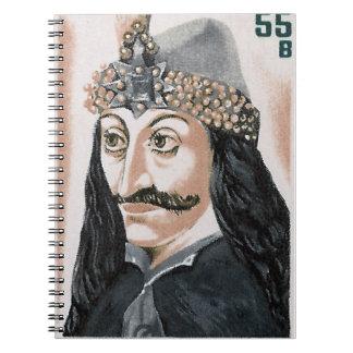 Vlad the Impaler Notebook