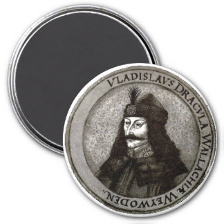 Vlad the Impaler Tepes aka Vlad Dracula Magnet