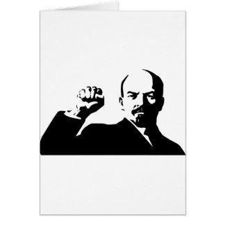 Vladimir Lenin Card