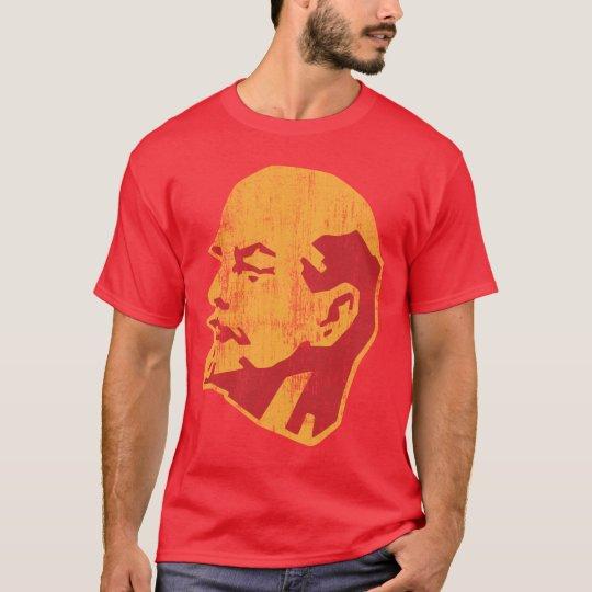 vladimir lenin cccp portrait T-Shirt