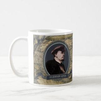 Vladimir Lenin Historical Mug