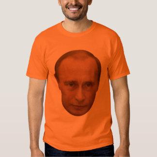 Vladimir Poutine FONT FACE T Shirt