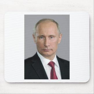 Vladimir Putin Gear Mouse Pad