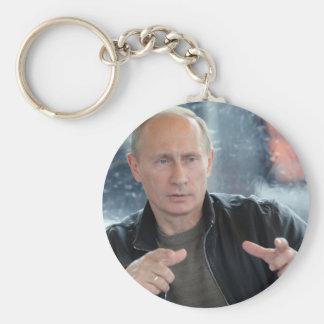 Vladimir Putin Keychain