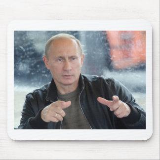 Vladimir Putin Mousepads