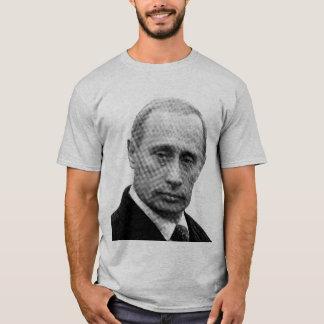 Vladimir Putin (Newspaper Print) T-Shirt