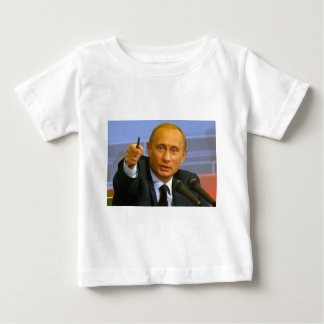 Vladimir Putin wants to give that man a cookie! Baby T-Shirt