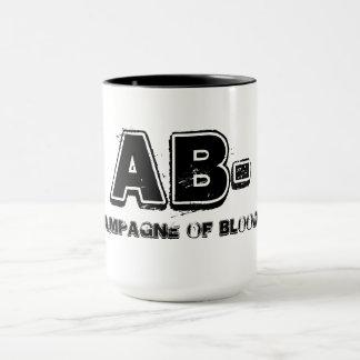 Vladimir Tod AB Negative Mug
