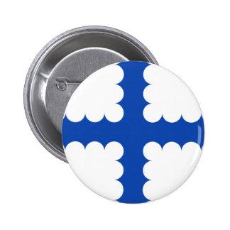 Vlag Beersel, Belgium Pins