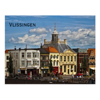 Vlissingen 01 post card