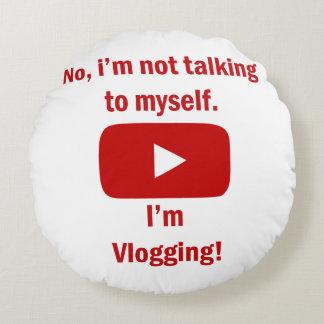 vlogging pillow