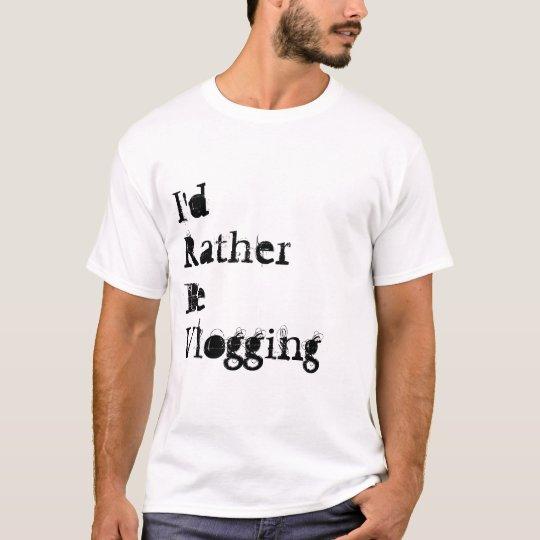Vlogging T-Shirt