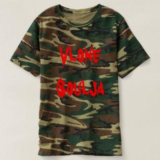 Vlone Soulja Camo T-Shirt