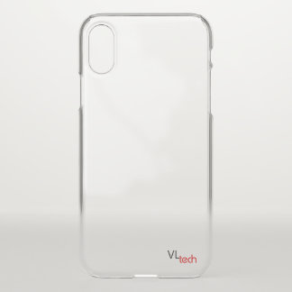 VLtech  iPhone X Clearly™ Deflector Case