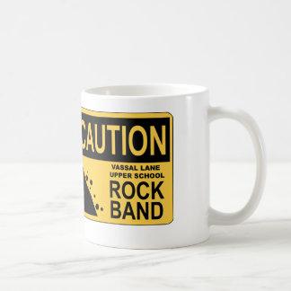 VLUS Rock Band Mug