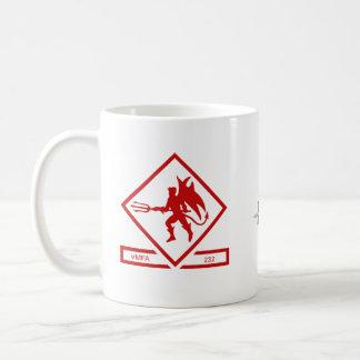 VMFA- 232 Red Devils mug