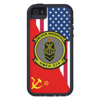 "VMFA-314 ""Black Knights"" Cold War Paint Scheme Case For The iPhone 5"