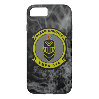 "VMFA-314 ""Black Knights"" Smoke iPhone 8/7 Case"