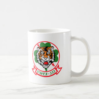 VMFA-333 Fighting Shamrocks Coffee Mug
