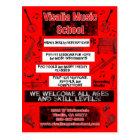 VMS Colour Ad Postcard