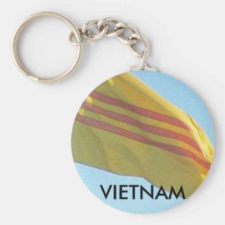 VNCH Flag_3_1 Keychain