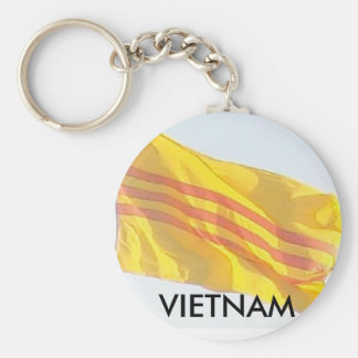 VNCH Flag_4_1 Keychain