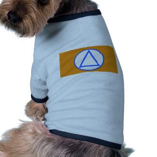 Vnv, Belgium flag Dog T Shirt