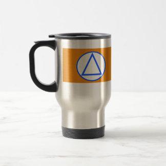 Vnv, Belgium flag Coffee Mugs