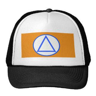 Vnv, Belgium flag Trucker Hat