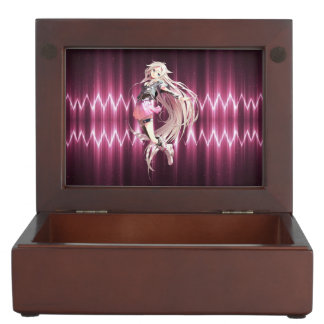 Vocaloid IA Keepsake Boxes