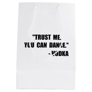Vodka Dance Medium Gift Bag
