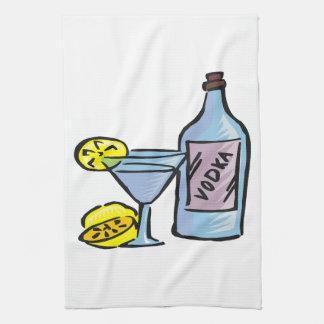 Vodka Kitchen Towel