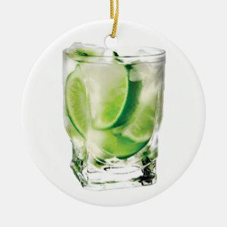 Vodka Lime Ornament