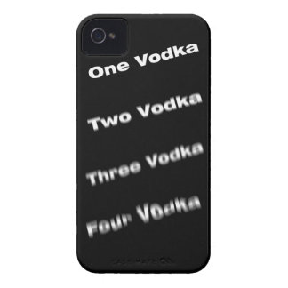 Vodka steps iPhone 4 cover