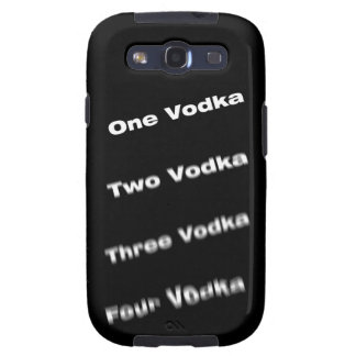 Vodka steps samsung galaxy SIII covers