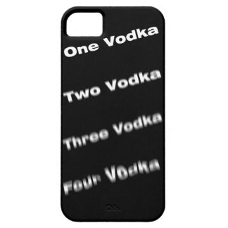 Vodka steps case for the iPhone 5